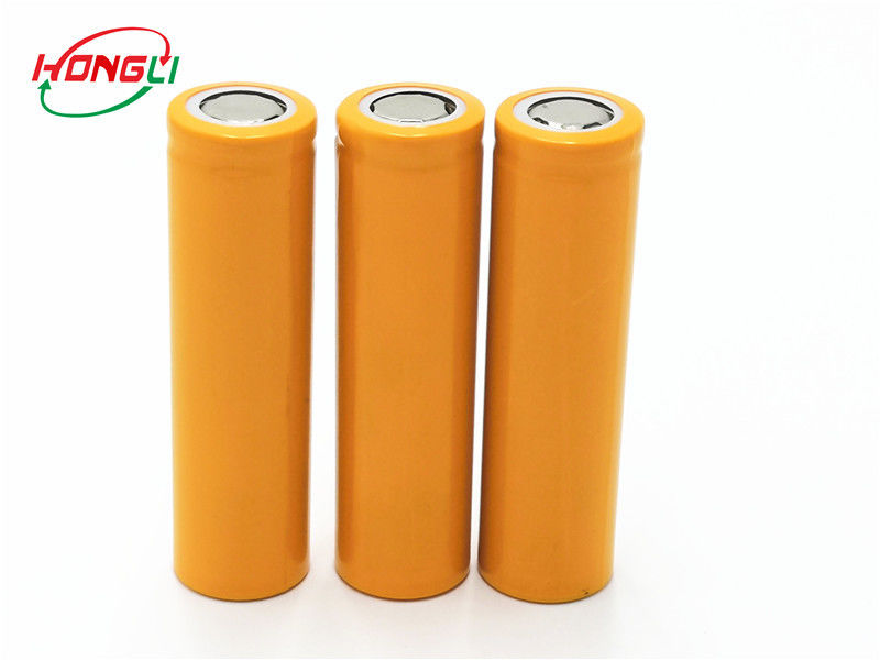 1500mAh 18650 3.7 Volt Lithium Ion Battery Real Capacity Mobile Power