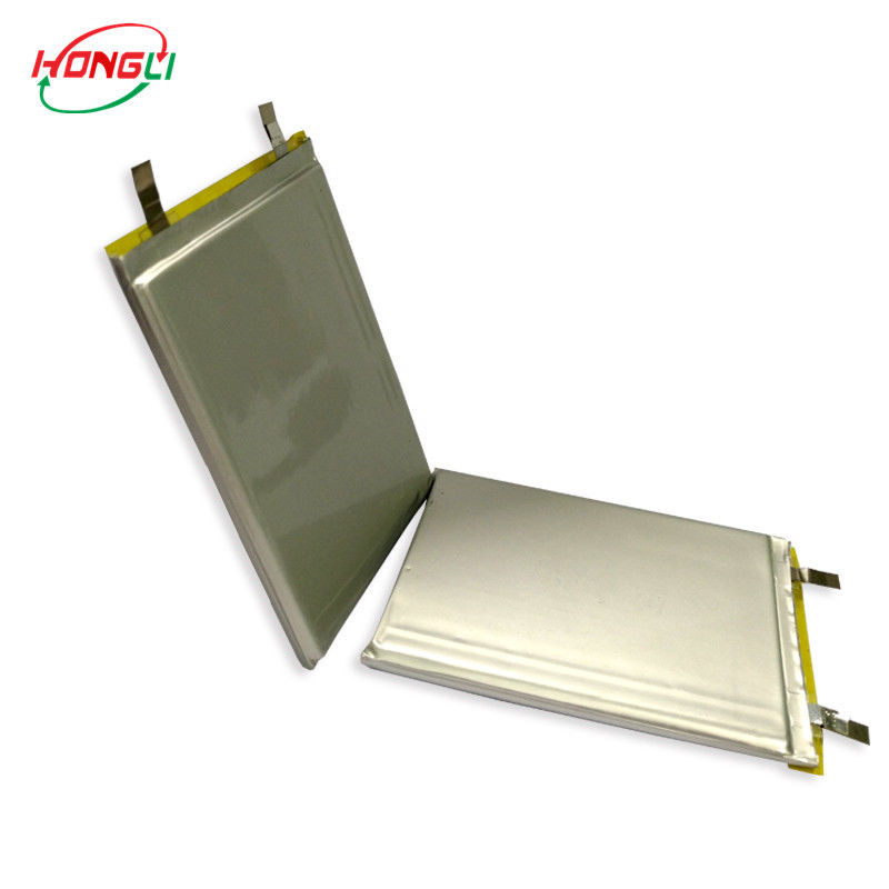 Lithium Ion Polymer Battery , Large Capacity Lipo Battery Small Size