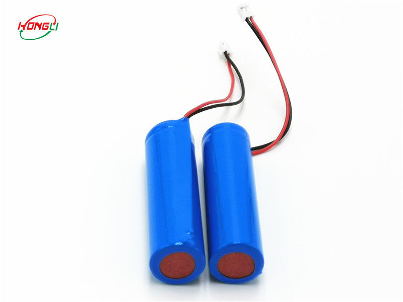 1.2-1.5Ah 24AWG Bluetooth Speaker Battery 2P/2.0 Connector  Well Shock Resistance
